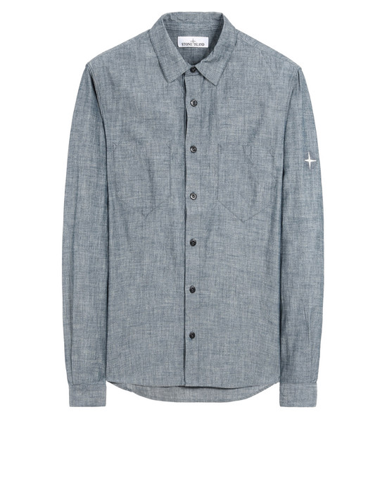 STONE ISLAND Long sleeve shirt 11207