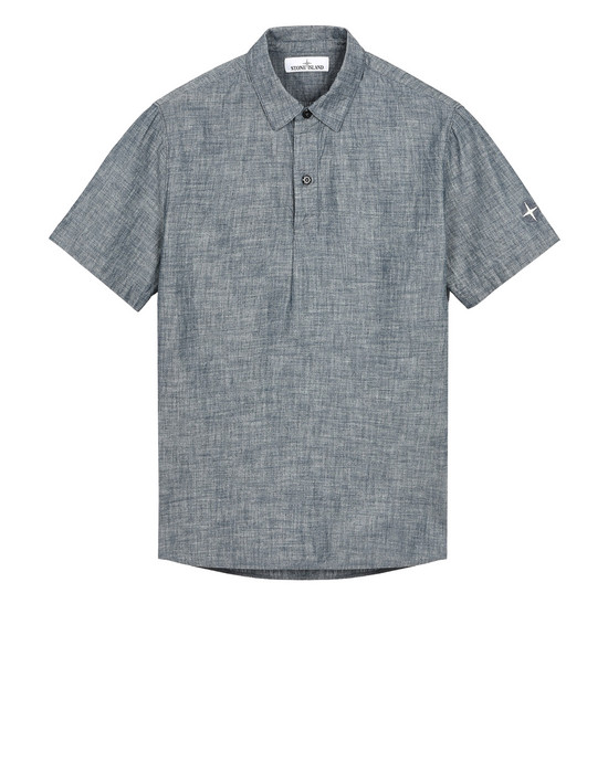 STONE ISLAND Short sleeve shirt 11407