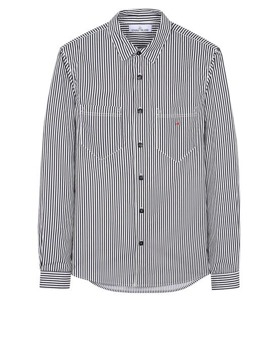 Long sleeve shirt 112X4 STONE ISLAND MARINA STONE ISLAND - 0