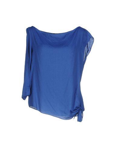 Фото - Женскую блузку HANITA ярко-синего цвета