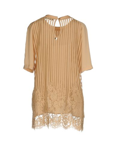 Фото 2 - Женскую блузку TWINSET цвет верблюжий