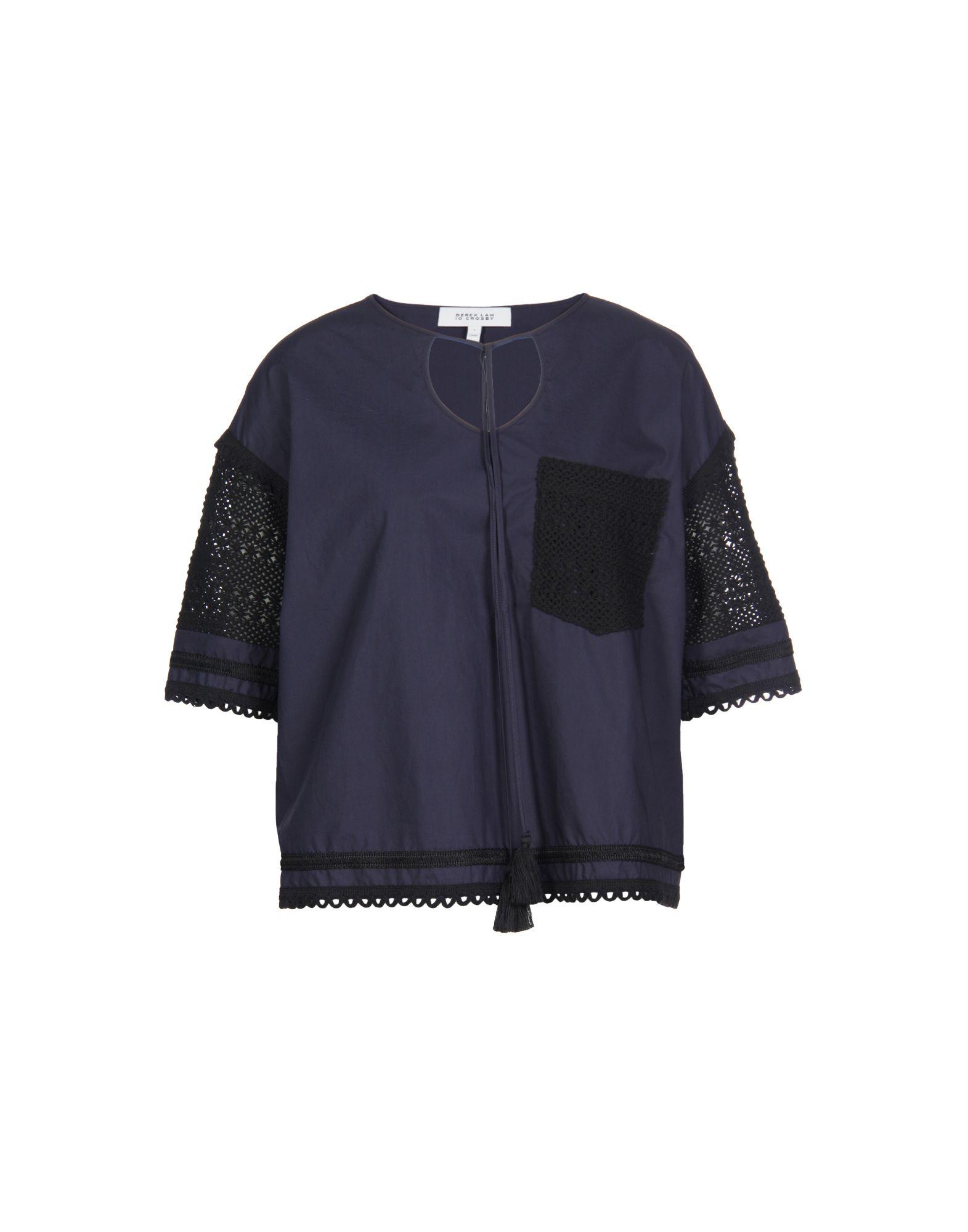DEREK LAM 10 CROSBY Блузка цены онлайн