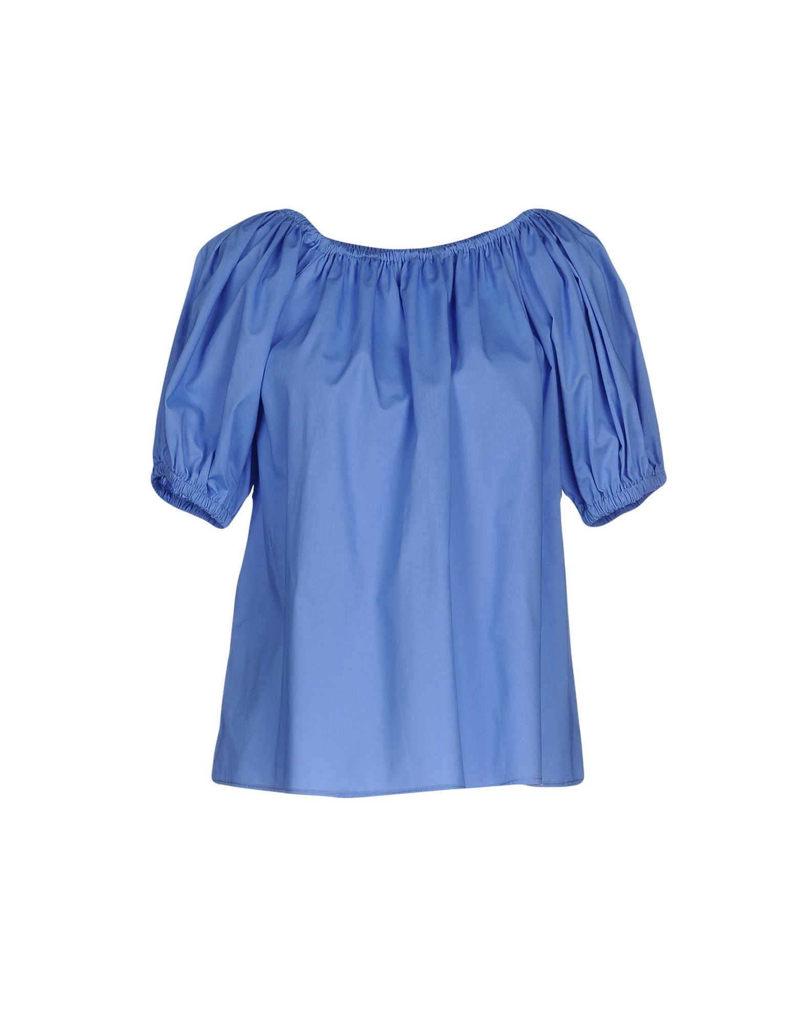 DOUUOD Blouse in Blue