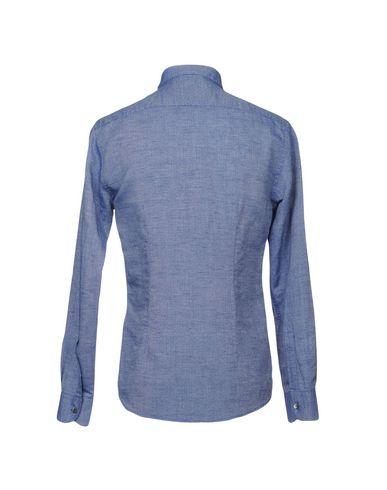 Фото 2 - Pубашка от BARENA грифельно-синего цвета