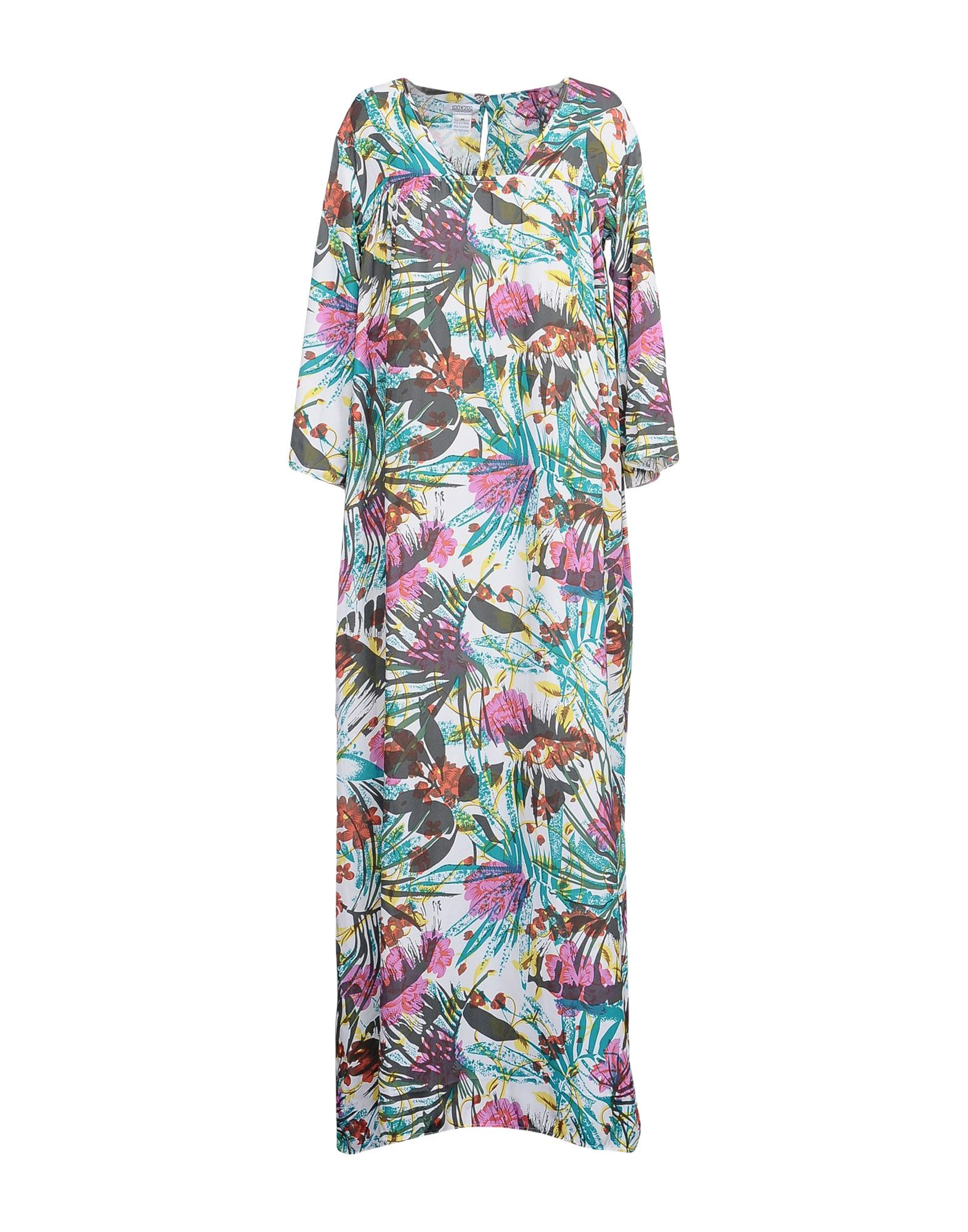 100X200 CENTOXDUECENTO Длинное платье 100x200 centoxduecento пляжное платье