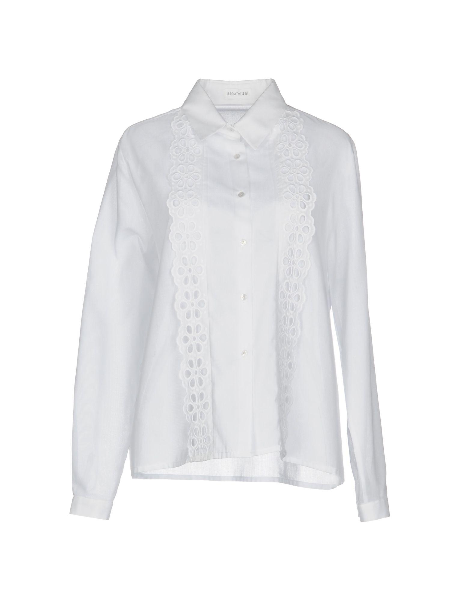 купить ALEX VIDAL Pубашка по цене 12700 рублей