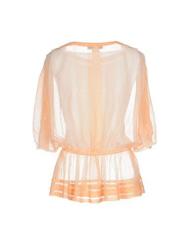 Фото 2 - Женскую блузку  цвет абрикосовый
