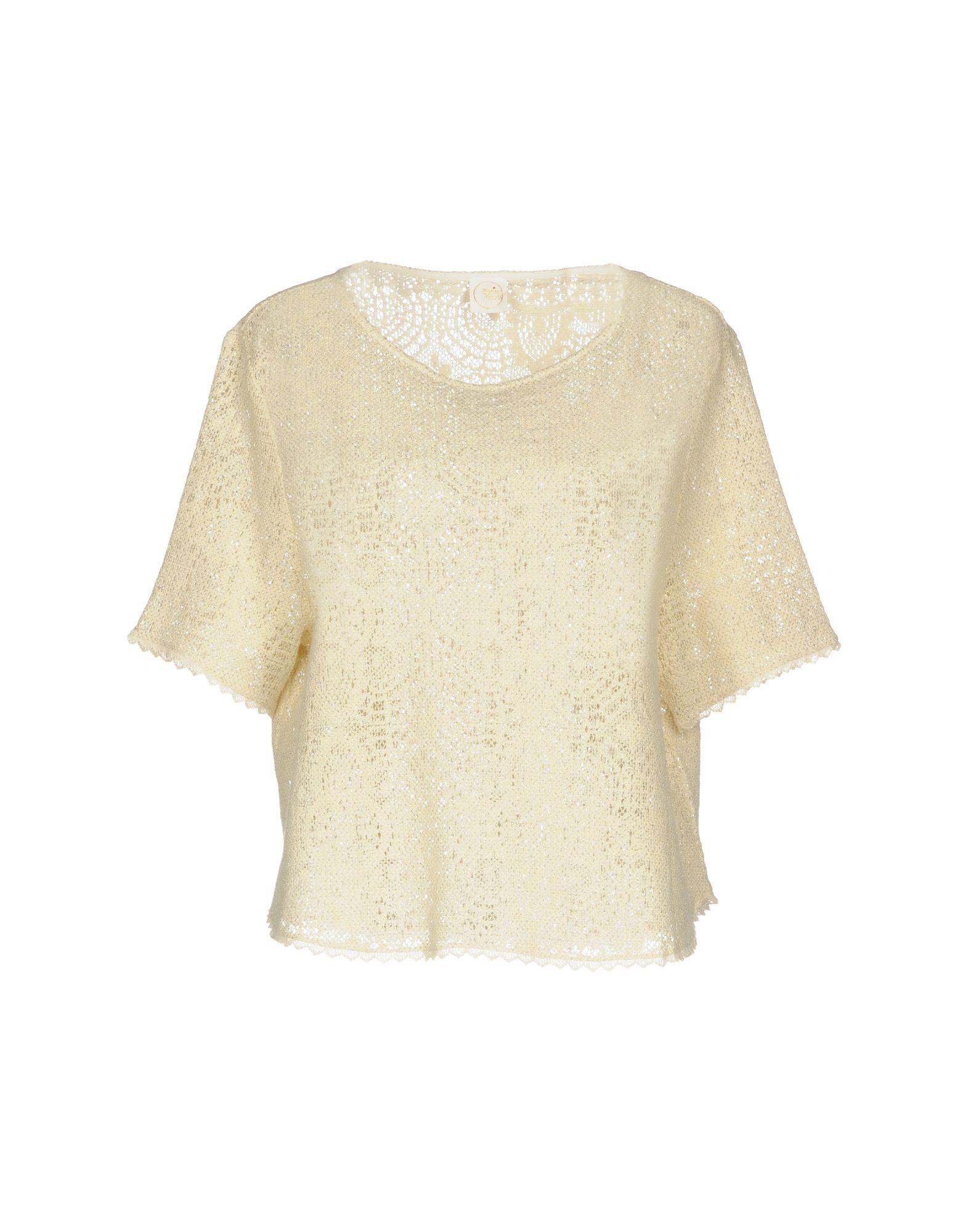 des petits hauts короткое платье DES PETITS HAUTS Блузка