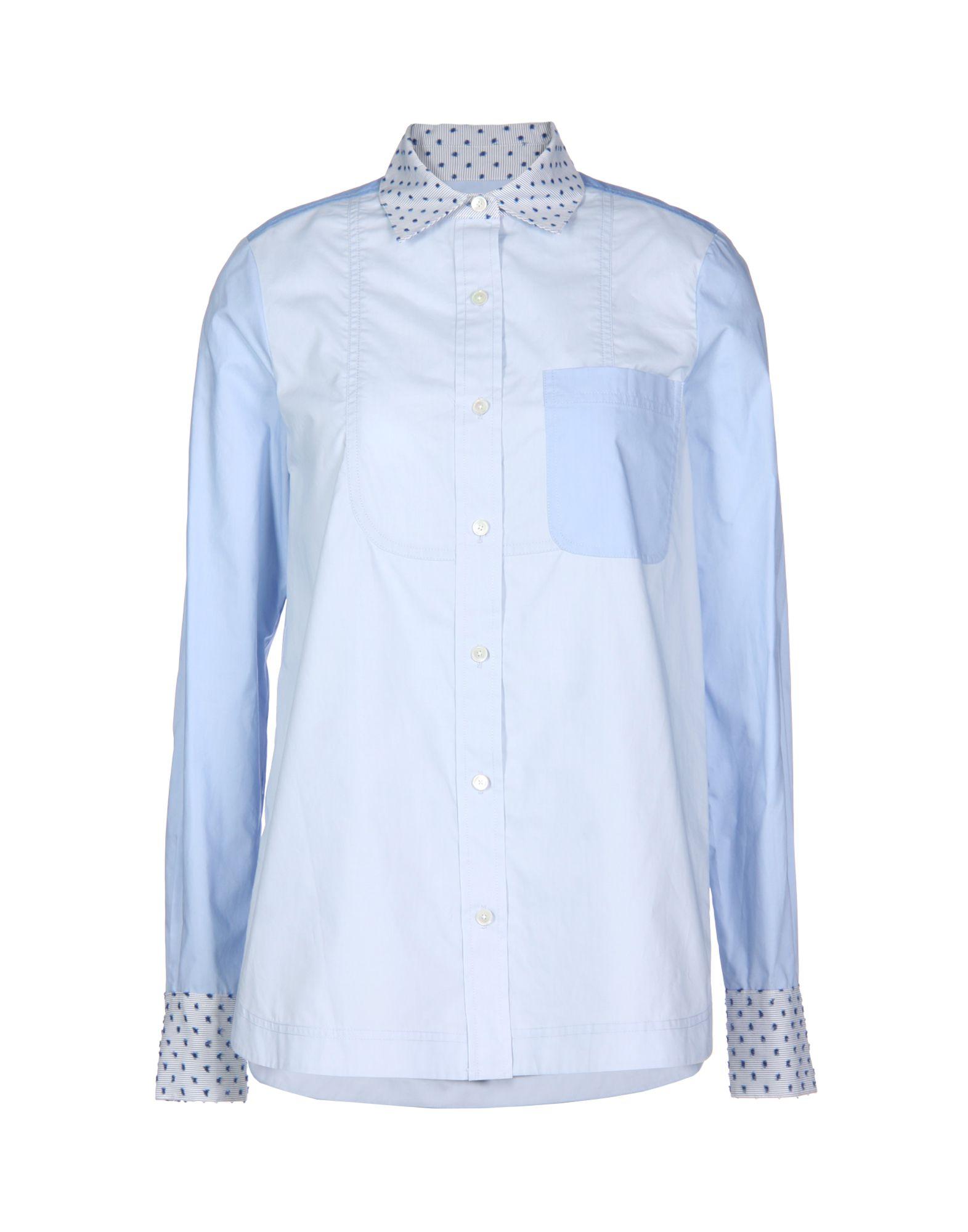 все цены на DEREK LAM 10 CROSBY Pубашка онлайн