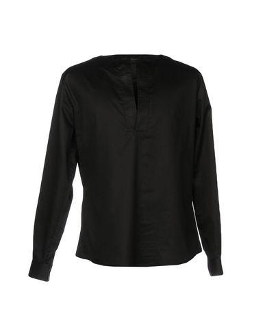 Фото - Pубашка от CHRISTIAN PELLIZZARI черного цвета