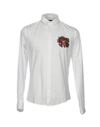 Купить Pубашка от CHRISTIAN PELLIZZARI белого цвета