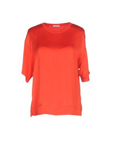 Фото - Женскую блузку P.A.R.O.S.H. красного цвета
