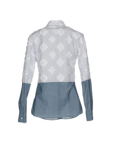 Фото 2 - Pубашка от AGLINI грифельно-синего цвета