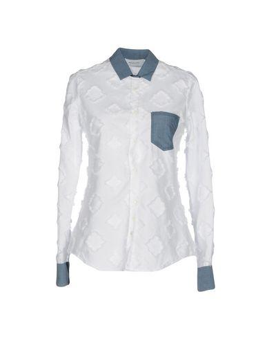 Фото - Pубашка от AGLINI белого цвета