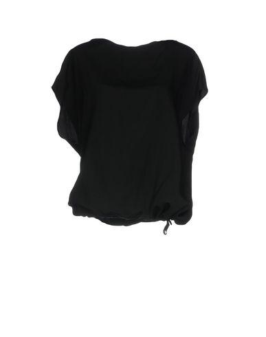 Фото - Женскую блузку BARENA черного цвета
