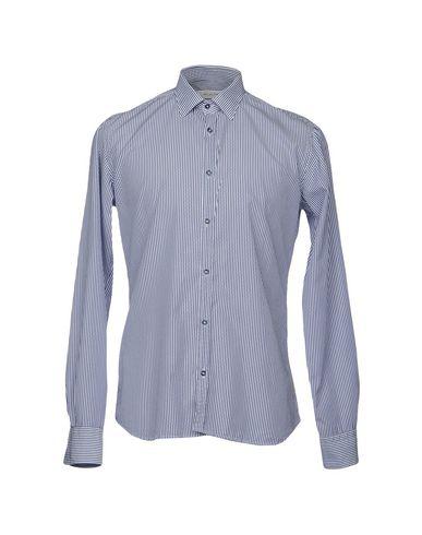 Фото - Pубашка от AGLINI темно-синего цвета
