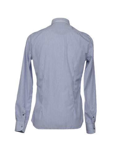 Фото 2 - Pубашка от AGLINI темно-синего цвета