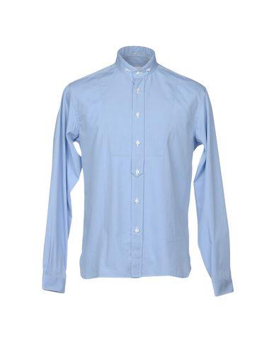 Фото - Pубашка от Y;PSIL(O.N) небесно-голубого цвета