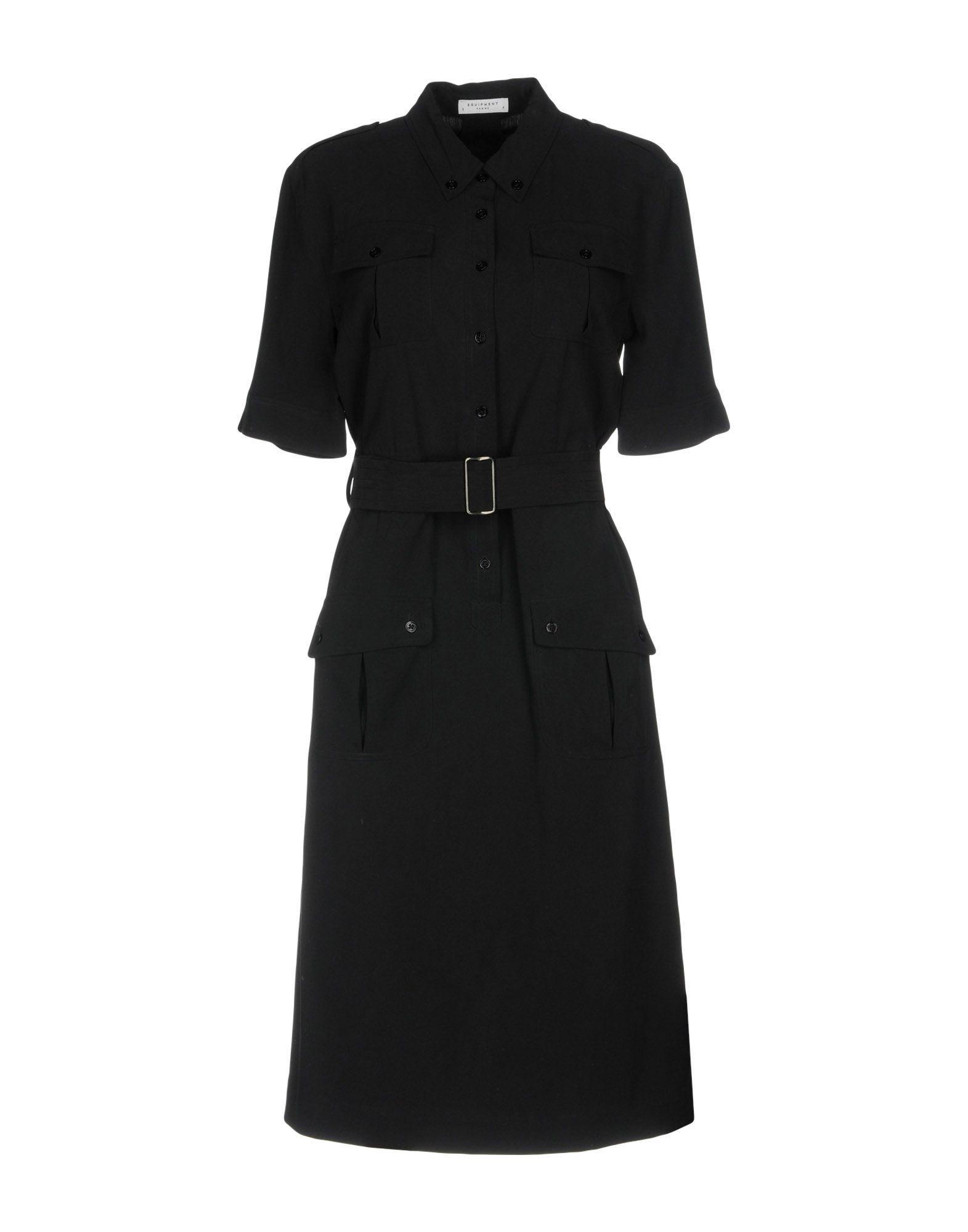 EQUIPMENT Платье до колена equipment