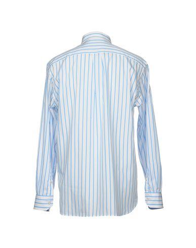 Фото 2 - Pубашка от MIRTO лазурного цвета