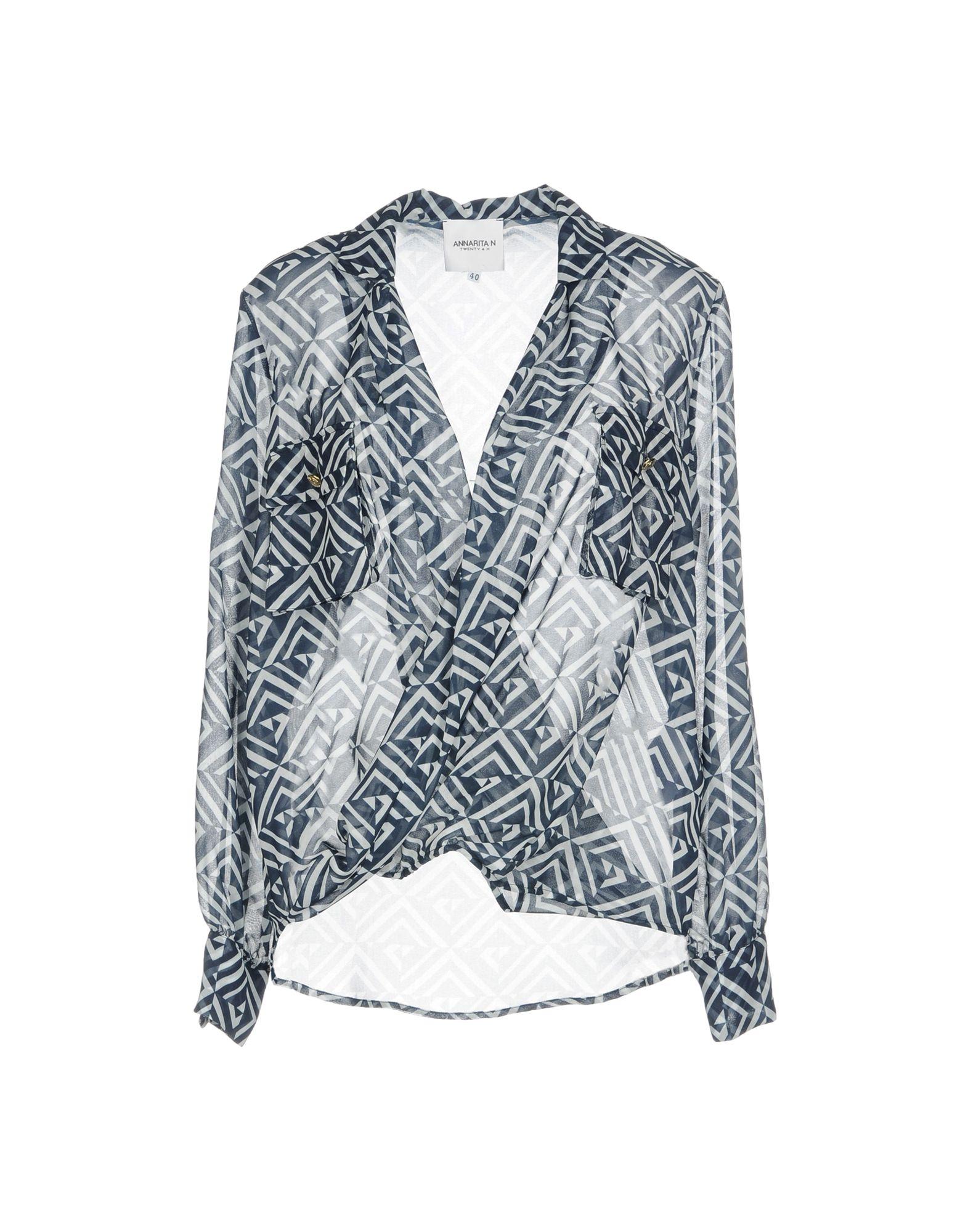цена ANNARITA N TWENTY 4H Блузка онлайн в 2017 году