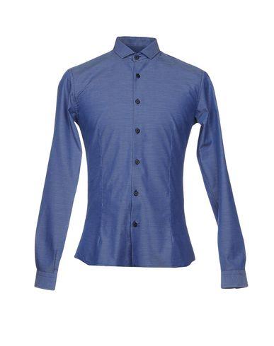 Фото - Pубашка от NEILL KATTER синего цвета