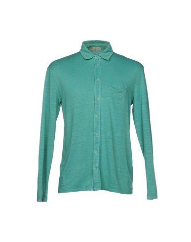 Купить Pубашка бирюзового цвета
