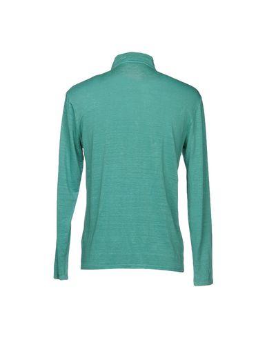 Фото 2 - Pубашка бирюзового цвета