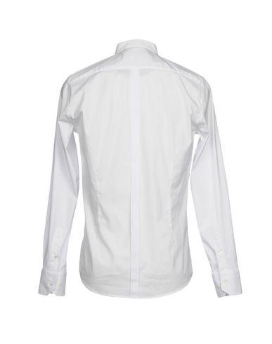 Фото 2 - Pубашка от HAMAKI-HO белого цвета