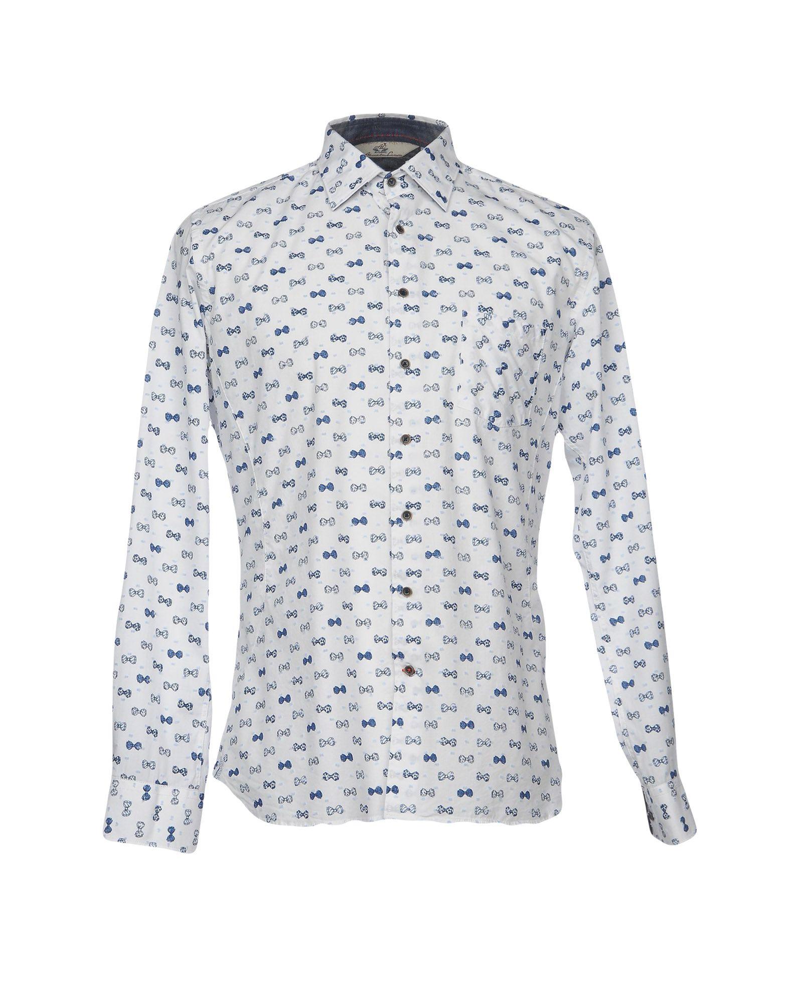 цена ALESSANDRO LAMURA Pубашка онлайн в 2017 году