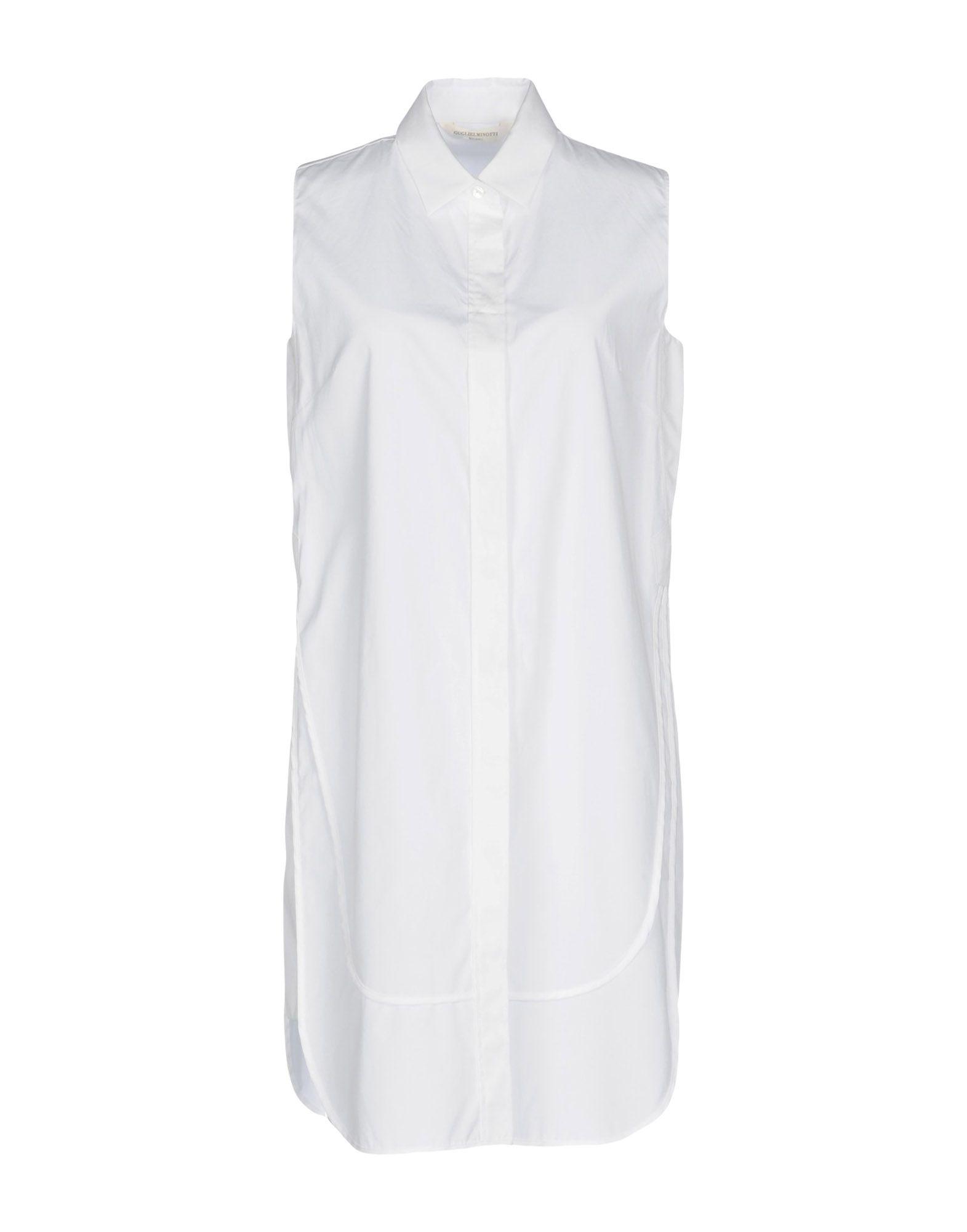 где купить GUGLIELMINOTTI Короткое платье по лучшей цене