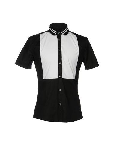 Фото - Pубашка от URBAN LES HOMMES черного цвета
