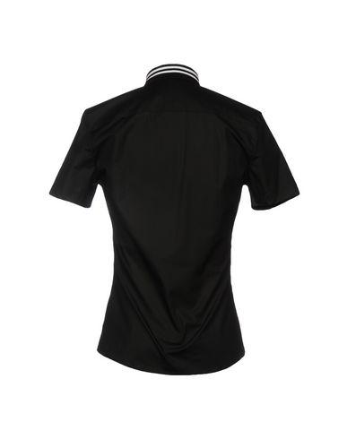 Фото 2 - Pубашка от URBAN LES HOMMES черного цвета