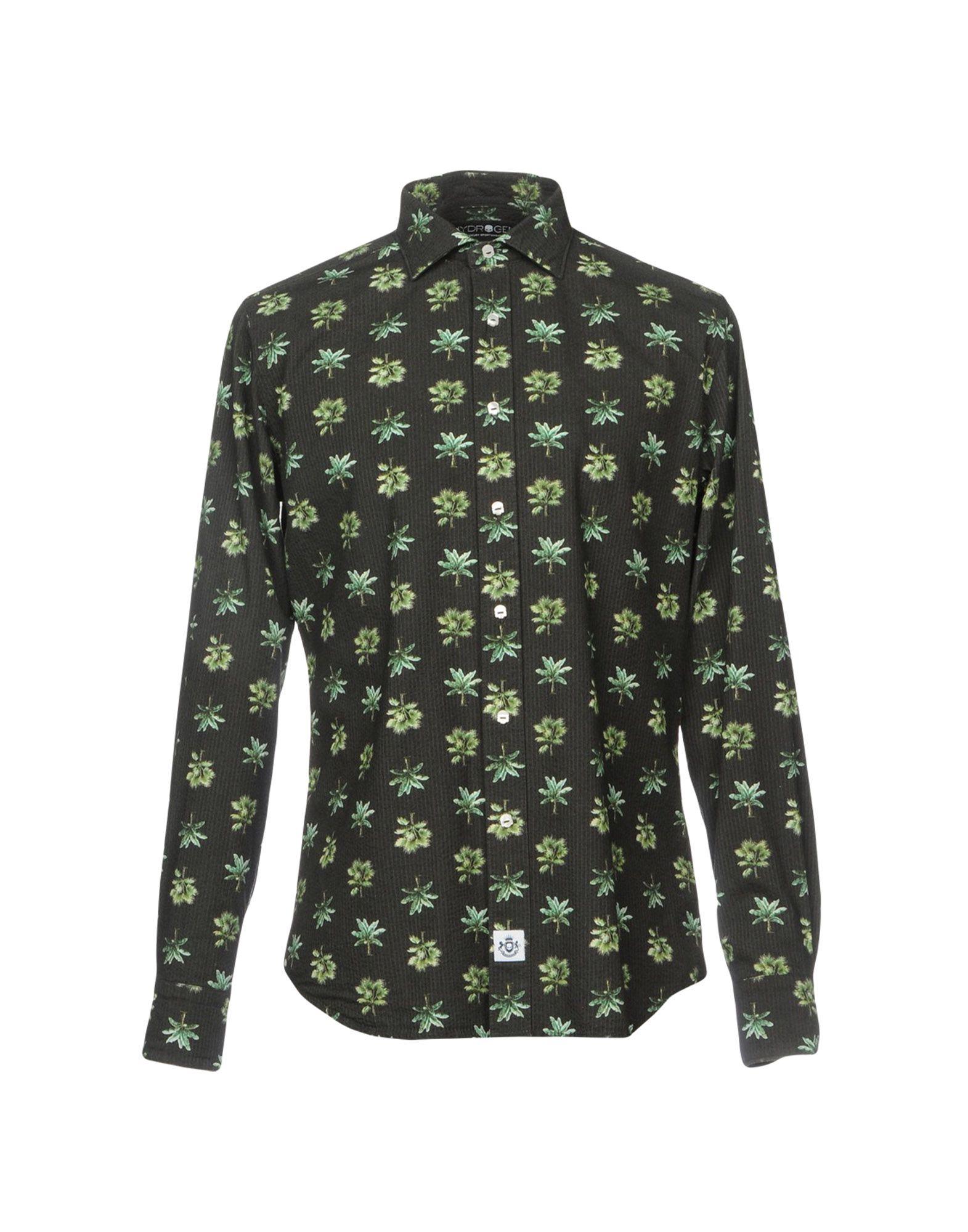 купить HYDROGEN Pубашка по цене 8000 рублей