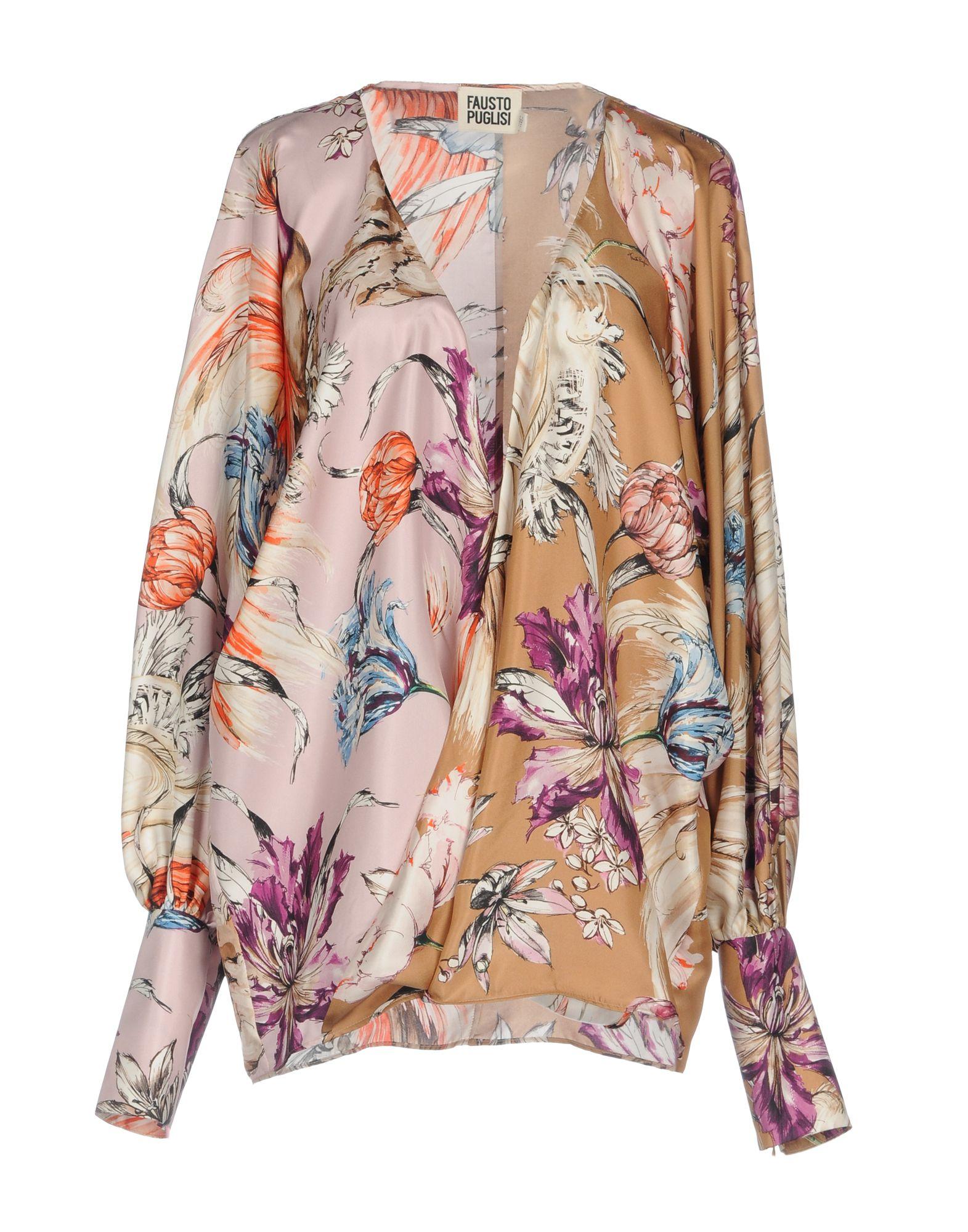 FAUSTO PUGLISI Блузка цены онлайн