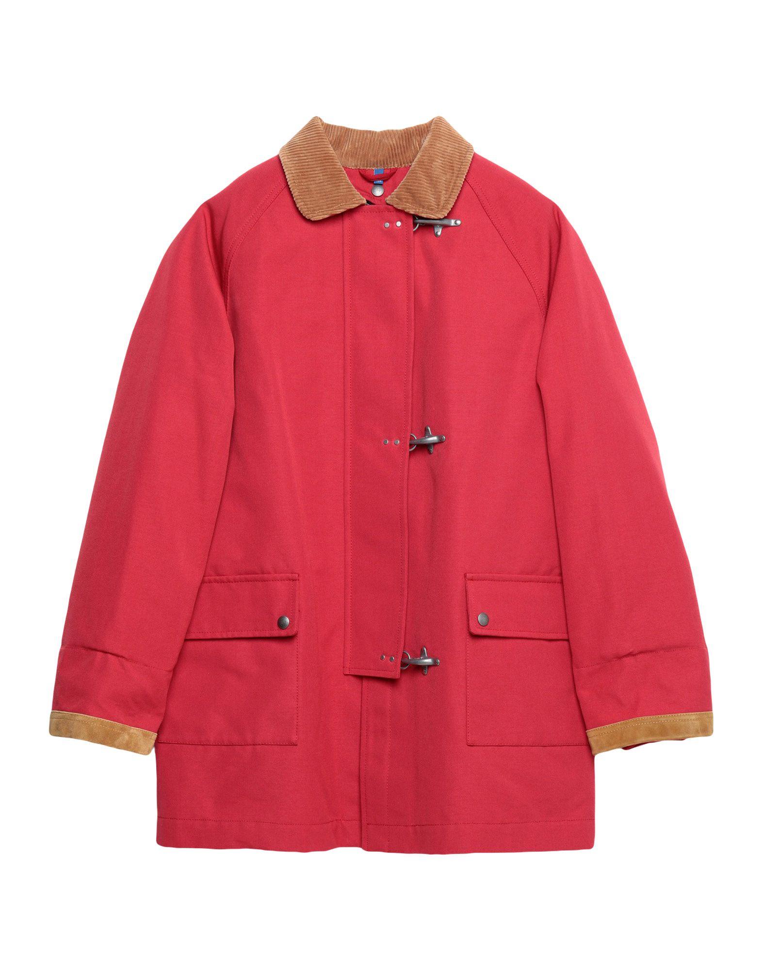FAY Mädchen 9-16 jahre Mantel4 rot