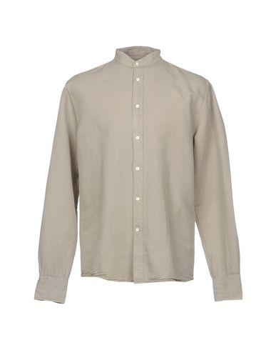 Фото - Pубашка от DEPERLU цвет зеленый-милитари