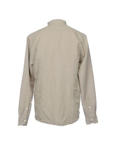 Фото 2 - Pубашка от DEPERLU цвет зеленый-милитари