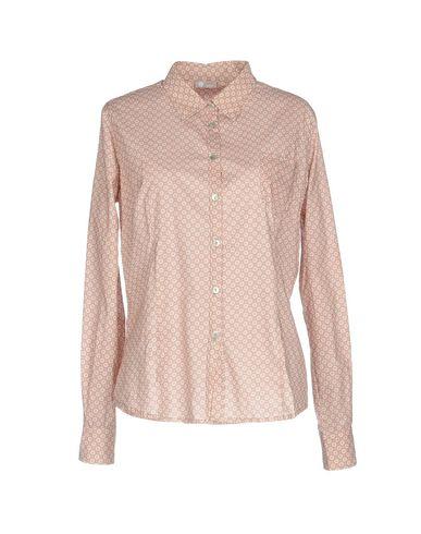 Купить Pубашка от PYAAR лососево-розового цвета