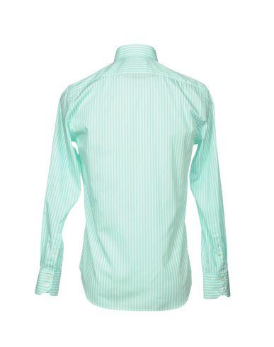Фото 2 - Pубашка от BROOKSFIELD светло-зеленого цвета