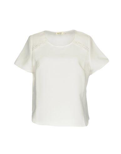 Купить Женскую блузку MOLLY BRACKEN белого цвета