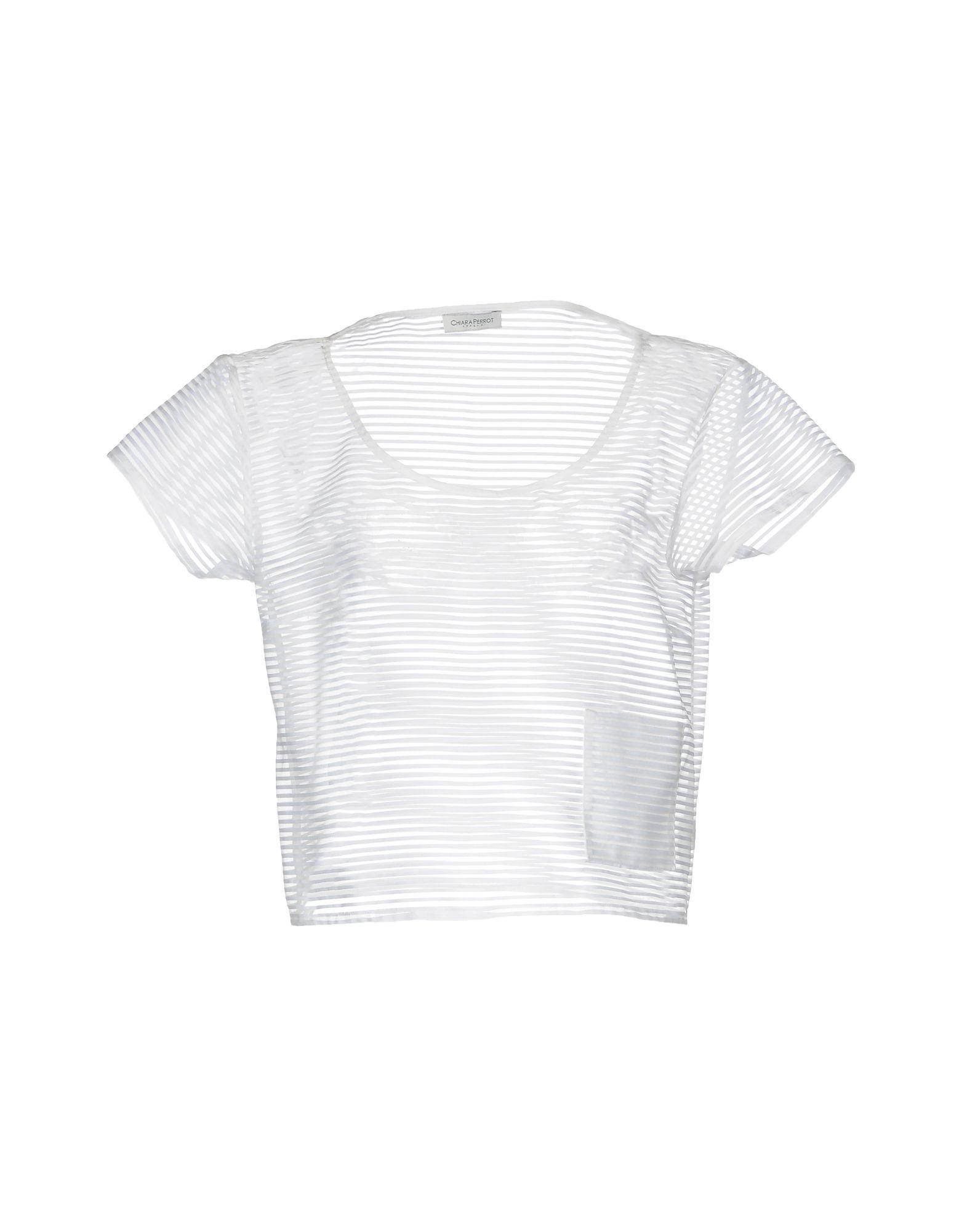 CHIARA PERROT Блузка блузка moda di chiara