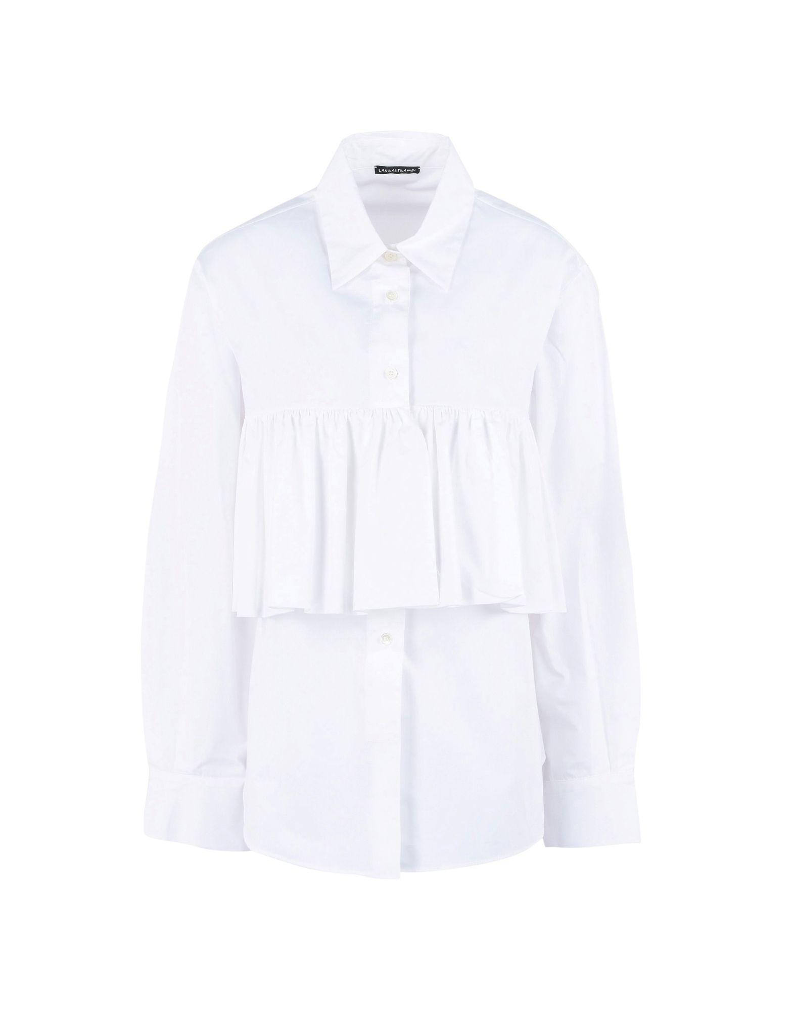 LAURA STRAMBI Pубашка стоимость