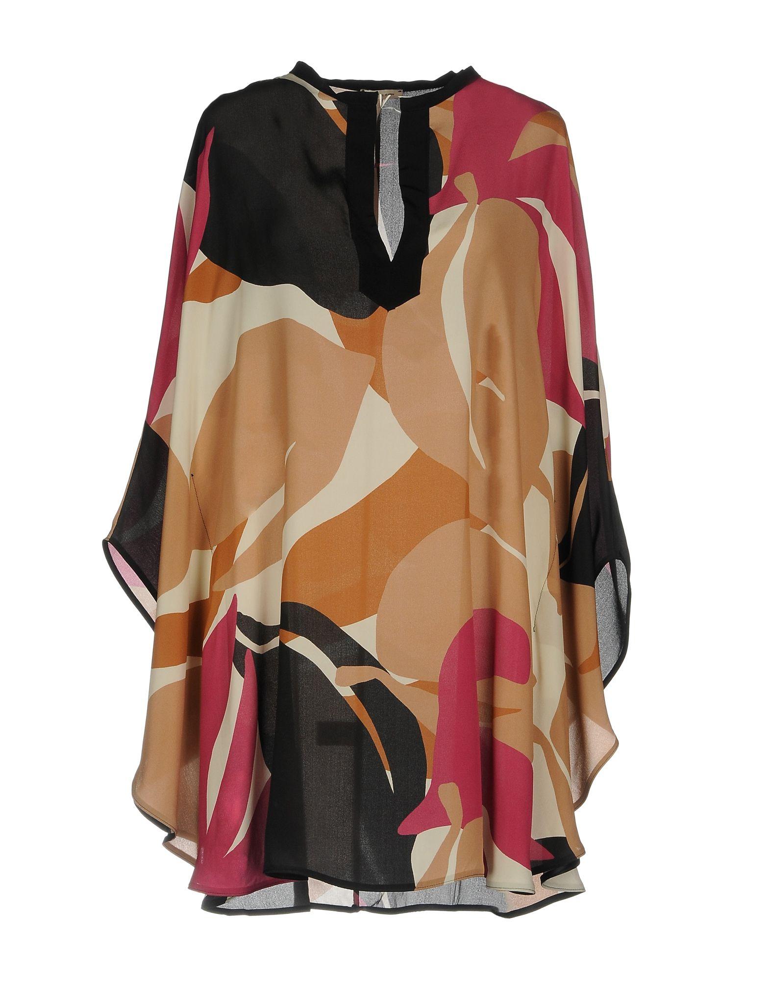 JUPE DE SATIN Блузка jupe de satin пальто