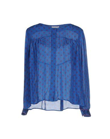Фото - Pубашка от INTROPIA синего цвета