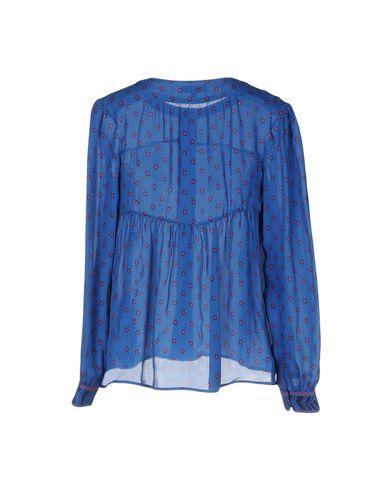Фото 2 - Pубашка от INTROPIA синего цвета