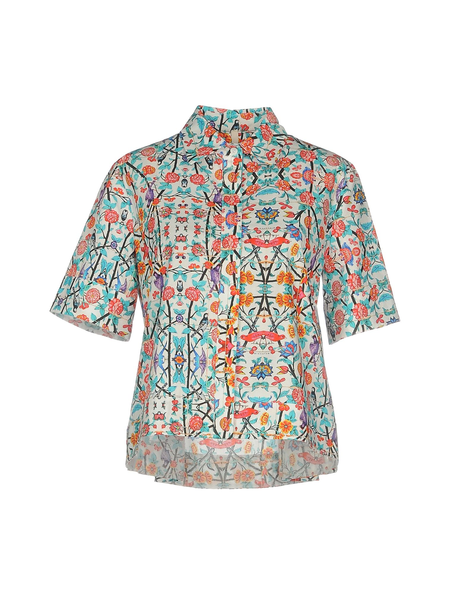 MIAHATAMI Pубашка miahatami блузка