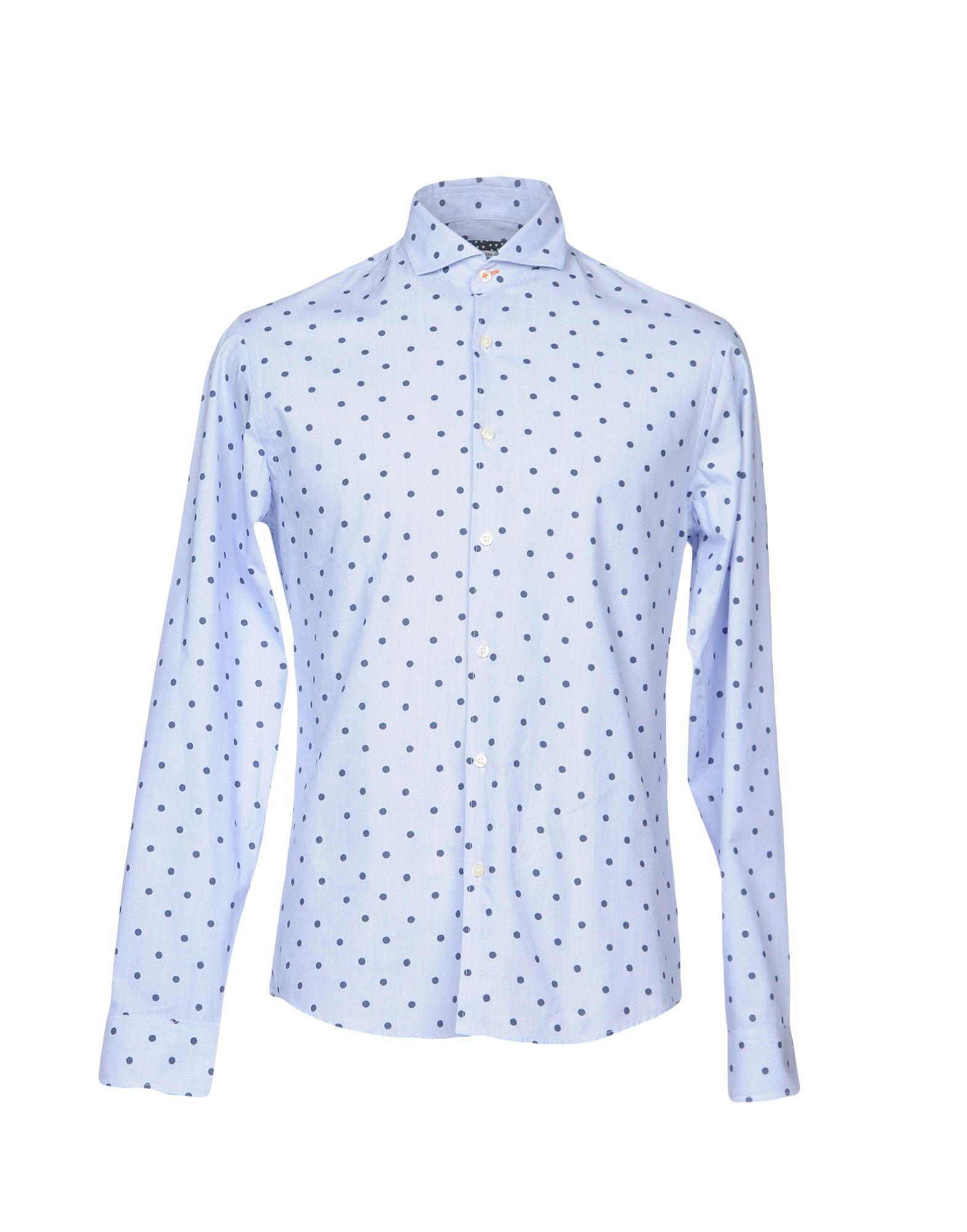 《送料無料》SINK OR SWIM メンズ シャツ ブルー XXL コットン 100%