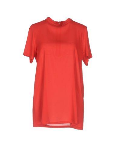 Фото - Женскую блузку FABIANA FILIPPI красного цвета