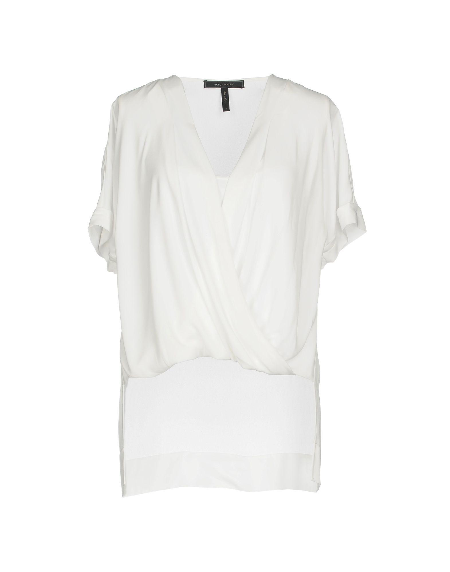 BCBGMAXAZRIA Блузка цены онлайн